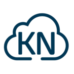 KN logo icon blue2000x2000 transperent